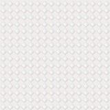 Witte naadloze geometrische textuur. De achtergrond van de tegel Royalty-vrije Stock Fotografie