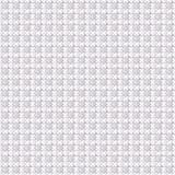 Witte naadloze geometrische textuur. De achtergrond van de tegel Stock Afbeeldingen