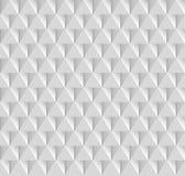 Witte naadloze textuur, Stock Afbeelding