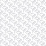 Witte Naadloze Textuurachtergrond Royalty-vrije Stock Foto