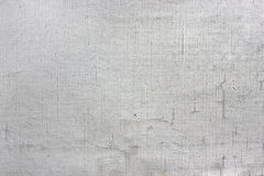 Witte oliecanvas Royalty-vrije Stock Afbeelding