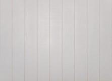 Witte omheiningsachtergrond, textuur Royalty-vrije Stock Foto's