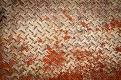 Witte oppervlakte van roestvrij staal, Stock Afbeelding