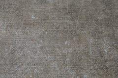 Witte oude van de cementmuur concrete textuur als achtergrond Royalty-vrije Stock Afbeelding