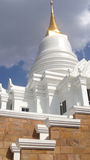 Witte Pagode Stock Foto