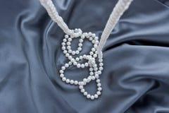 Witte parels Royalty-vrije Stock Afbeeldingen