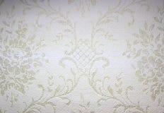 Witte patronen Royalty-vrije Stock Afbeelding