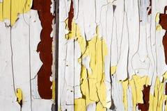 Witte peelinverf stock afbeeldingen