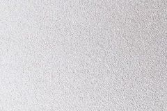 Witte plastic textuur voor achtergrond Stock Foto