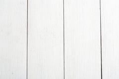 Witte raad, een achtergrond of een textuur Royalty-vrije Stock Fotografie