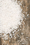 Witte rijst Stock Fotografie