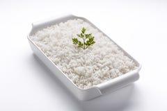 Witte Rijst Royalty-vrije Stock Fotografie