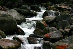 Witte rivier Stock Foto's