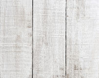 Witte sjofele geschilderde houten achtergrond Stock Afbeelding