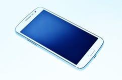 Witte Smartphone Royalty-vrije Stock Fotografie