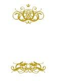 Witte Spatie II royalty-vrije illustratie
