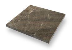 Witte Speciale Marmeren Oppervlakte Stock Afbeelding