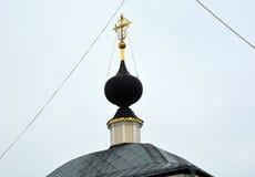 Witte steenkerk van Rusland Royalty-vrije Stock Afbeelding