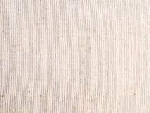 Witte stoffentextuur Royalty-vrije Stock Foto's