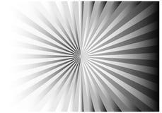 Witte straal Royalty-vrije Stock Afbeelding