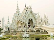 Witte tempel Stock Afbeeldingen