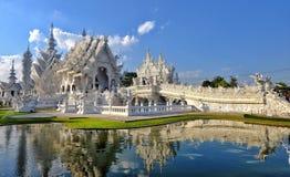 Witte tempel stock afbeelding