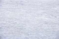 Witte textuur als achtergrond van ijs het schaatsen piste met krassen royalty-vrije stock foto's