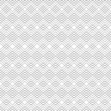 witte Textuur Naadloze Achtergrond Etnisch patroon Simulatie van golven en borduurwerk Stock Afbeelding