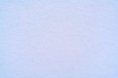 Witte textuur van de sneeuw met sneeuwvlokken Royalty-vrije Stock Fotografie