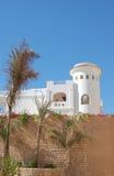 Witte toren Stock Afbeeldingen