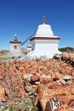 Witte toren voor het bidden van 4 Royalty-vrije Stock Foto's