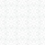 Witte uitstekende geometrische textuur in art decostijl Stock Afbeeldingen
