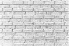 Witte van de het achtergrond mortiergipspleister van de bakstenensteen de muur achtergrondoppervlakte stock foto's