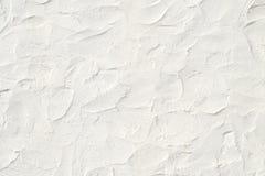 Witte verfmuur Royalty-vrije Stock Fotografie