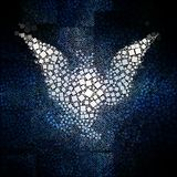 Witte Vleugels stock illustratie