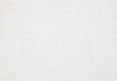 Witte wafeltextuur Stock Afbeelding
