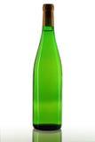 Witte wijn. stock foto