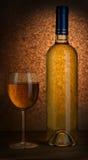 Witte wijn Stock Afbeeldingen