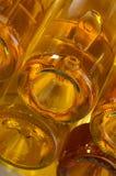 Witte wijn Stock Foto's