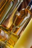 Witte wijn Stock Foto