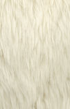 Witte wol Royalty-vrije Stock Foto