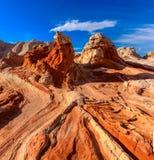 Witte Zak, Arizona, de V.S. Royalty-vrije Stock Afbeelding