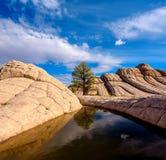 Witte Zak, Arizona, de V.S. Royalty-vrije Stock Foto's