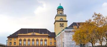 Witten Deutschland im Herbst lizenzfreie stockbilder