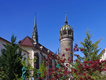 Wittenberg, All Saints Church Royalty Free Stock Images