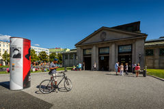 Wittenbergplatz Subway Station near KaDeWe Royalty Free Stock Photo