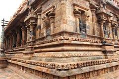 Świątynia kąt Fotografia Stock
