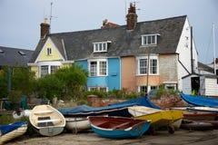 Wivenhoe,艾塞克斯,英国 免版税库存图片
