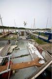 Wivenhoe, Essex, Великобритания Стоковые Фотографии RF