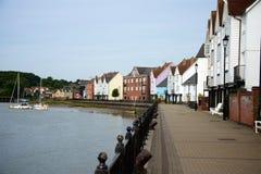 Wivenhoe, Essex, Великобритания Стоковое фото RF